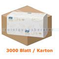 Papierhandtücher SCA Tork 3000 Bl. weiß 23x23 cm