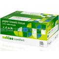 Papierhandtücher Wepa 3200 Blatt grün 25x23 cm