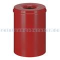 Papierkorb (feuersicher) 30 L Rot