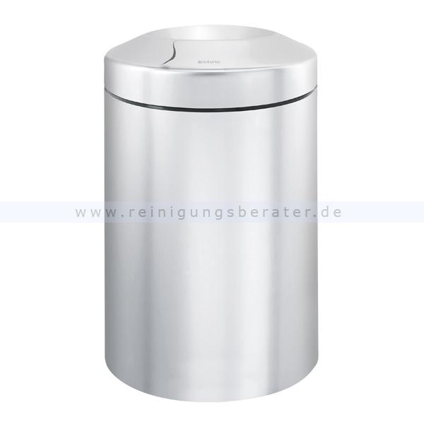 Papierkorb (feuersicher) Brabantia 15 L Edelstahl matt selbstlöschender Papierkorb 55378904