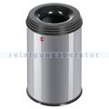 Papierkorb (feuersicher) Hailo ProfiLine Safe 15 L Silber