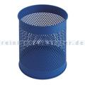 Papierkorb 15 L blau