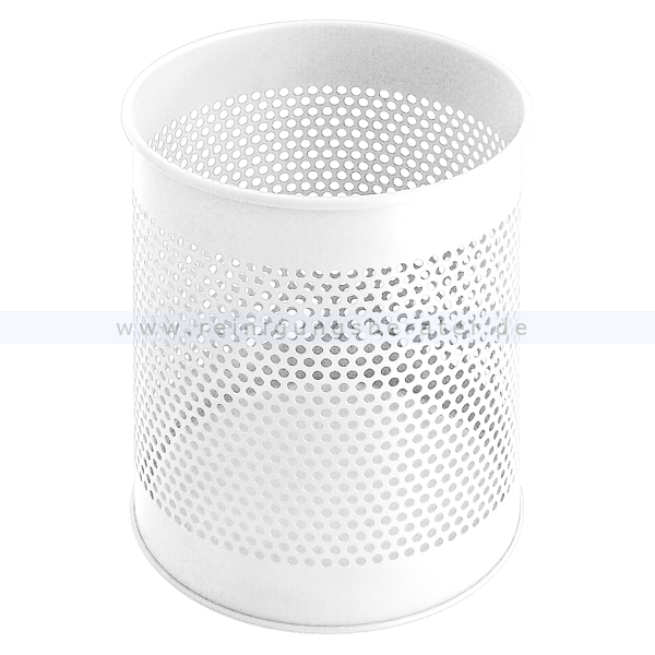 Papierkorb 15 L weiß