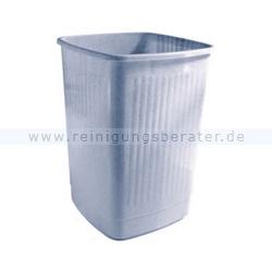 Papierkorb Bekaform granit 50 L