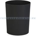 Papierkorb HAN (feuersicher) 13 L schwarz