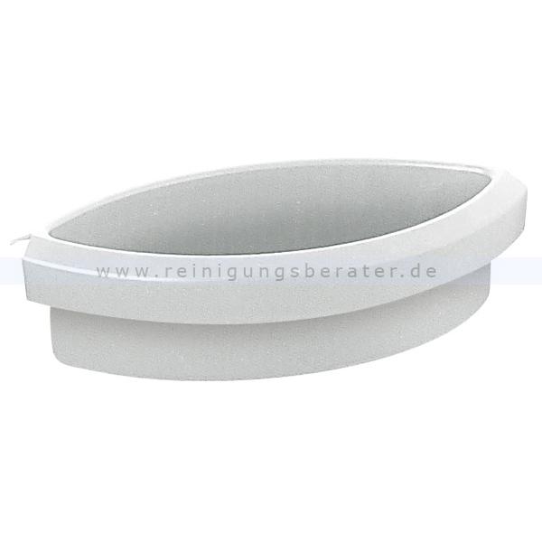 Papierkorb HAN Einsatz 1 L Grau Zubehör für runden Papierkorb 1835-11