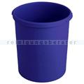 Papierkorb HAN Kunststoff 30 L blau