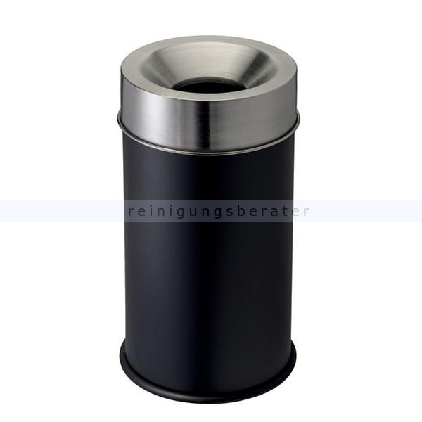 Papierkorb Orgavente Grisu VIP 90 L feuersicher selbstlöschender Papierkorb 770052
