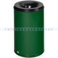 Papierkorb VAR Mülleimer feuersicher Stahlblech 110 L grün