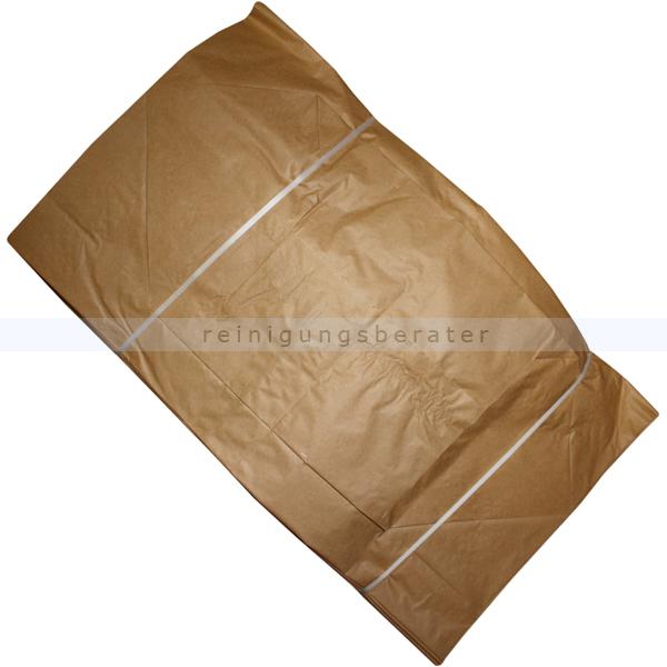 WBV Oelde Papiersäcke 70 L Gewicht: ca. 70 g/qm, 25 Stück/Rolle, 550 x 850 mm, 2-lagig 480139