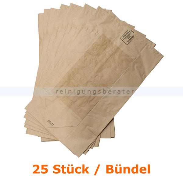 Papiersäcke Natura Biomat kompostierbar 240 L BÜNDEL 25 Stück/Bündel, biologisch abbaubar und kompostierbar PSE-240-ZF