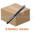 Papiertischdecke Tischtuchrolle Airlaid blau 24 m x 120 cm