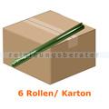 Papiertischdecke Tischtuchrolle Airlaid grün 24 m x 120 cm