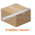 Papiertischdecke Tischtuchrolle Airlaid weiß 24 m x 120 cm