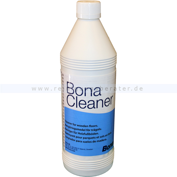 Parkett Reiniger bona cleaner 1 l