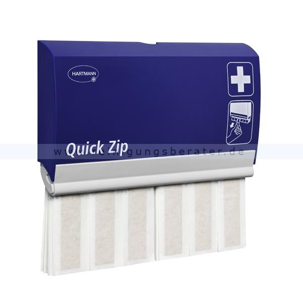 Pflasterspender Hartmann Box mit elastischen Fingerverbänden