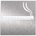 Piktogramm Simex für Raucherbereiche Edelstahl