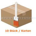 Pinsel Haug Anti Bac Flachpinsel orange 225 mm