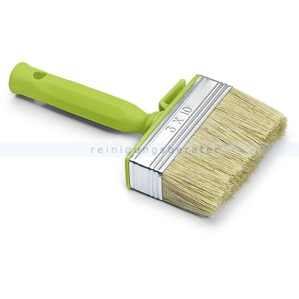 Pinsel Nölle Flächenstreicher 3 x 7 cm geeignet für Holzschutz Anstriche 55937