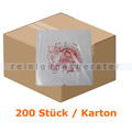 Pizzakarton klein 24 x 24 cm 200 Stück