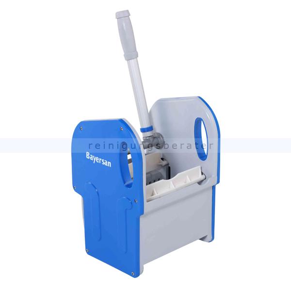 Presse für Reinigungswagen Profi Presse blau