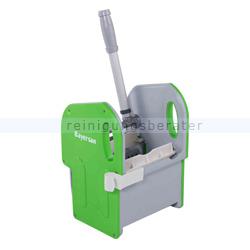 Presse für Reinigungswagen Profi Presse grün