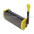 Presse für Reinigungswagen Vermop Twixter Flachpresse gelb