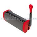 Presse für Reinigungswagen Vermop Twixter Flachpresse rot