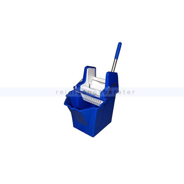 putzeimer cleanboy mit presse blau 15 l. Black Bedroom Furniture Sets. Home Design Ideas