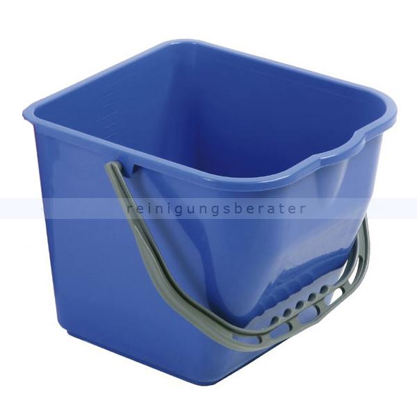 Putzeimer für Reinigungswagen DOFA 20 17 L blau