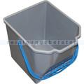 Putzeimer für Reinigungswagen Kowa Profi 25 L grau blau