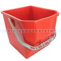 Putzeimer für Reinigungswagen Kowa Profi 25 L rot