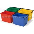 Putzeimer für Reinigungswagen Numatic 10 L rot