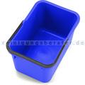 Putzeimer für Reinigungswagen Numatic 17 L Mopeimer blau