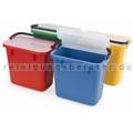 Putzeimer für Reinigungswagen Numatic 4 L, rot mit Deckel