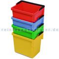Putzeimer für Reinigungswagen Numatic 5 L rot