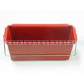 Putzeimer für Reinigungswagen PPS Pfennig 15 L rot