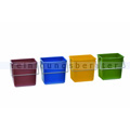 Putzeimer für Reinigungswagen PPS Pfennig 6 L gelb