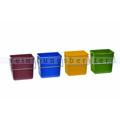 Putzeimer für Reinigungswagen PPS Pfennig 6 L grün