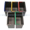 Putzeimer für Reinigungswagen PPS Pfennig 7 L grau
