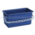 Putzeimer für Reinigungswagen PPS Pfennig Eimer 25 L blau