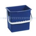 Putzeimer für Reinigungswagen PPS Pfennig Eimer 6 L blau