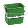 Putzeimer für Reinigungswagen PPS Pfennig Eimer 6 L grün