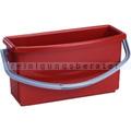 Putzeimer für Reinigungswagen PPS Pfennig Ergo 15 L rot