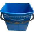 Putzeimer für Reinigungswagen RMV Eimer 6 L blau
