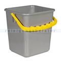 Putzeimer für Reinigungswagen Sprintus 4 L gelb