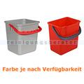 Putzeimer für Reinigungswagen Sprintus 4 L rot