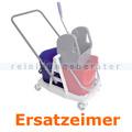 Putzeimer für Reinigungswagen Sprintus Kunststoff 27 L blau