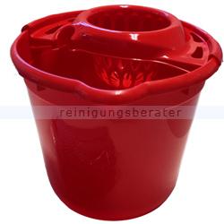 Putzeimer Meiko Eimer für Mopp mit Sieb 12 L