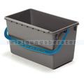 Putzeimer Numatic 20-Liter, grau mit Henkel blau